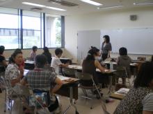 新宿発・ハートフルライフ カウンセラー学院・インターン生&スタッフblog-2回講演会