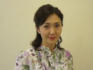 生稲晃子カウンセラー