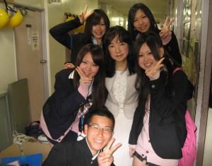 畑千栄子さん0625
