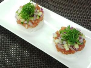 三層お寿司