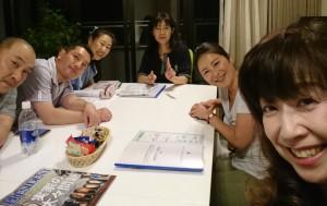 脳活性トレーナー養成講座・9月生第一日目